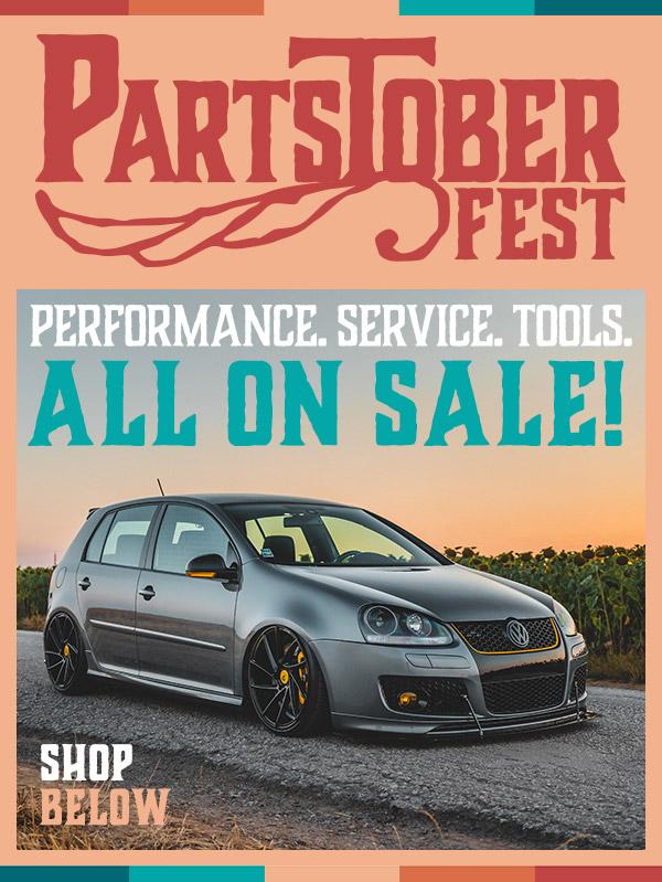 Partstoberfest is BACK!