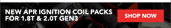 New APR Ignition Coil packs For 1.8T & 2.0T Gen3