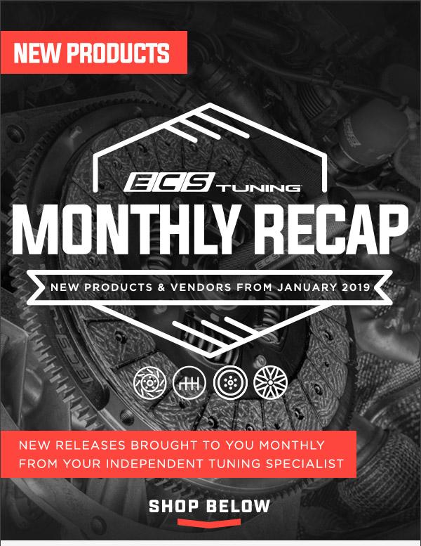 Monthly Recap