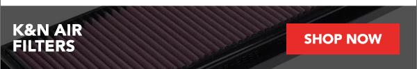 New K&N Air Filters
