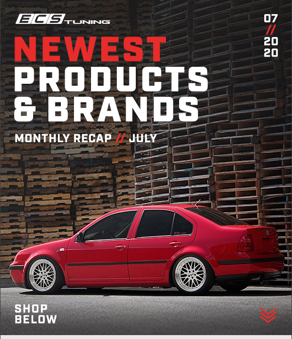 Check Out The Newest ECS Products Every Month for your European Vehicle