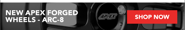 NEW APEX FORGED WHEELS STYLE ARC-8
