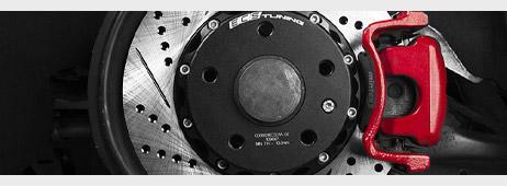 MK5 GTI: Rear Brake Upgrade DIY
